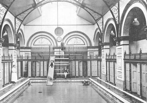 Marshall Street Baths Rejoice Be Cleansed