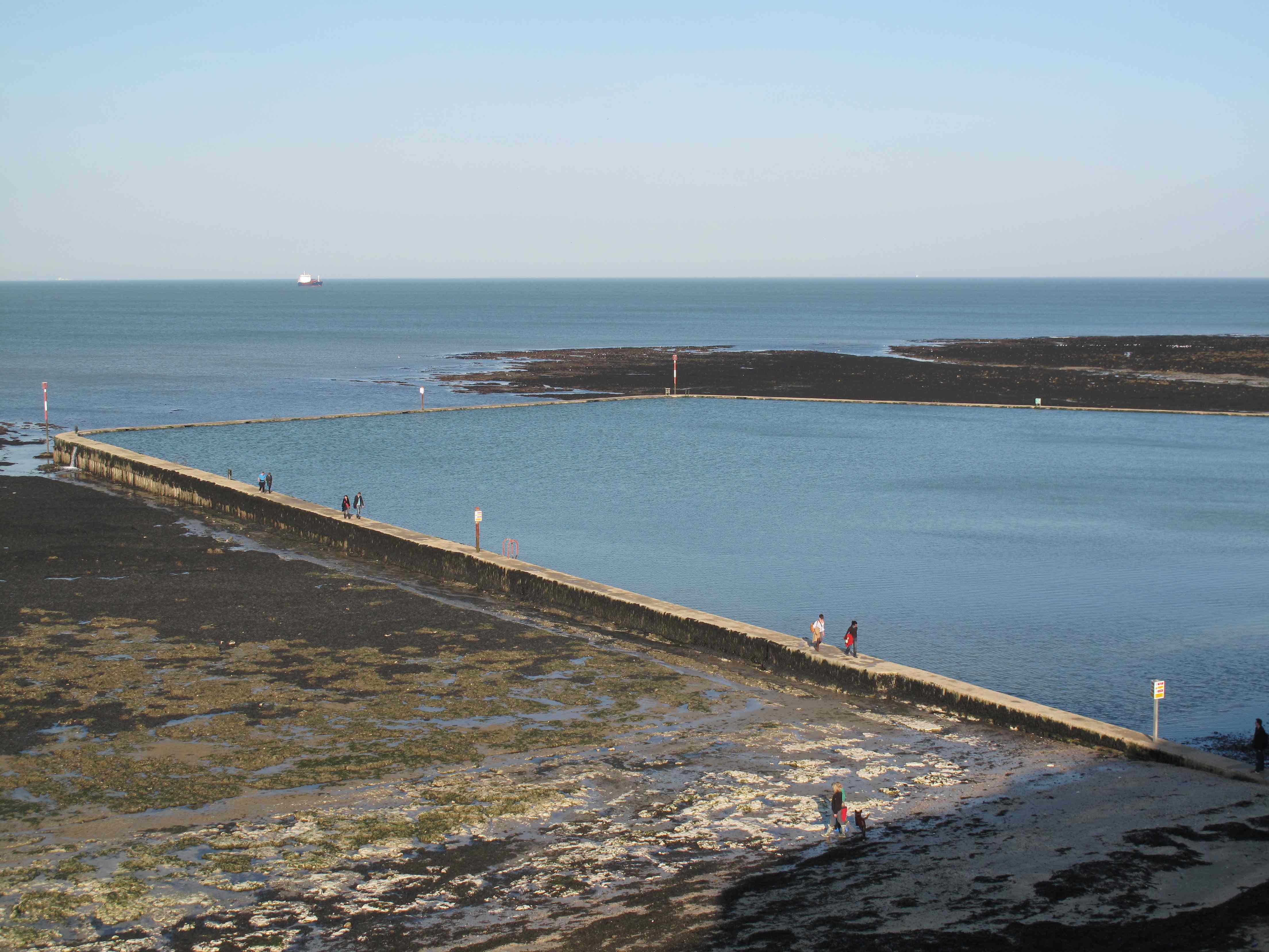 Walpole Bay Pool And The Lido Margate Kent Rejoice Be Cleansed
